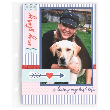 Heart Happy After Valentine's Day #ctmh #closetomyheart #ctmhhearthappy #everydaylife #minialbum #diyalbum #albuminstructions #free #freeguide #valentinesday #love #howto #scrapbooking #scrapbook #storytelling #everyday