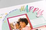 Free Scrapbook Pattern #ctmh #closetomyheart #paperparty #scrapbooking #scrapbookpattern #freepattern #ctmhIHeartUs