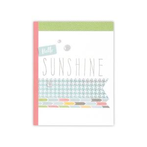 Zoe's Back, and She's Better Than Ever! #ctmh #closetomyheart #ctmhzoe #bringbackmypack #scrapbooking #cardmaking #workshop #free #workshopguide #workshopkinstructions #springtime #spring #sunshine