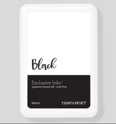 Black Ink Options #closetomyheart #ctmh #blackinks #inkpads #stamppads #pigmentinks #pigmentpads #exclusiveinks #archivalblack #intenseblack #blackpigment #stazon #scrapbooking #cardmaking #papercrafting #diy