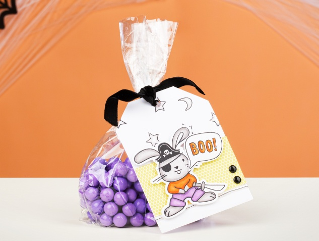 Halloween Treat Dress-up #ctmh #closetomyheart #cmthspooktacular #halloween #treats #tags #treattag #giftbox #treatbox #giftbag #treatbag #trickortreat