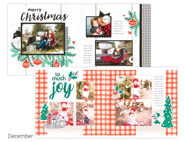 Scrapbooking and Cardmaking Made Easy #ctmh #closetomyheart #craftwithheart #scrapbooking #cardmaking #subscription #diy #easyscrapbooking #fastscrapbooking #easycardmaking #fastcardmaking #Christmas #Joy