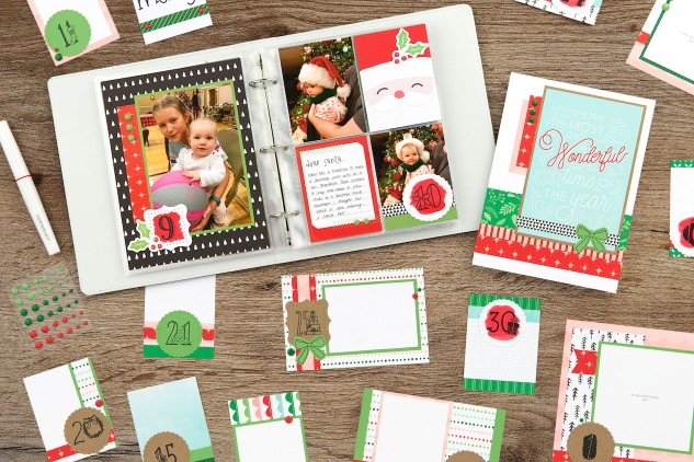 Days of December #closetomyheart #ctmh #ctmhhollyjolly #daysofdecember #photoaday #decemberdaily #christmas #christmasalbum #holidayscrapbook #christmasscrapbook #scrapbooking #memorykeeping #photoprompts