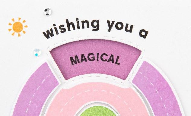New Year Catalog #ctmh #closetomyheart #scrapbooking #cardmaking #papercrafting #ctmhohmyheart #ctmhallaroundcreativity #nsm #nationalscrapbookingmonth #cardfront #spinner #thincuts